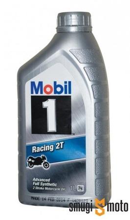 Olej Mobil1 Racing 2T, 1 litr (100% syntetyk)