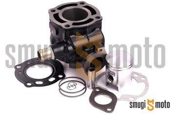 Cylinder SMG HQ 50cc, Morini LC (tłok Meteor, bez głowicy)