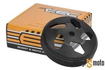 Dzwon sprzęgła Tec CNC R d.107mm, Gilera / Piaggio / Peugeot