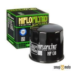 Filtr oleju HifloFiltro HF138 GSX/GSXR/SV/TL/VZ/VS/DL