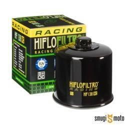 Filtr oleju HifloFiltro HF138RC, GSX/GSXR/SV/TL/VZ/VS/DL (RACING) nakrętka 17mm