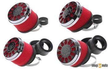 Filtr powietrza Malossi E13 (różne rozmiary, różne kąty)