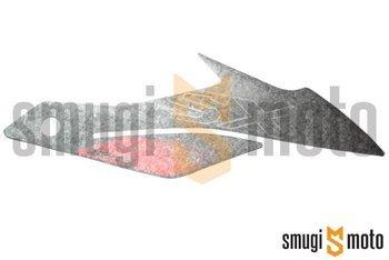 Naklejka osłony chłodnicy, Aprilia SX 125 '18- (prawa / lewa)