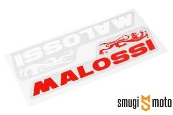 Naklejki Malossi Red&White 2szt (różne rozmiary)