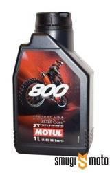 Olej Motul 800 Offroad 2T, 1 litr (100% syntetyk)