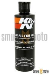 Olej do nasączania filtrów powietrza K&N, 8 oz squeeze bottle (237ml)