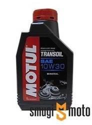 Olej przekładniowy Motul Transoil 10W30 (mineralny) 1L