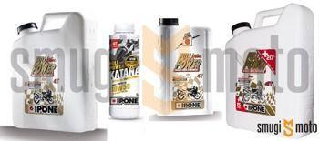 Olej silnikowy Ipone Full Power Katana 10W50 4T, 100% syntetyk (różne pojemności)