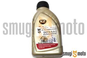 Płyn hamulcowy DOT4 0,5 l