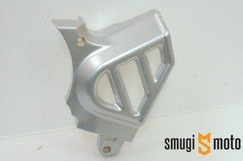Pokrywa zębatki zdawczej, Minarelli AM6, srebrna