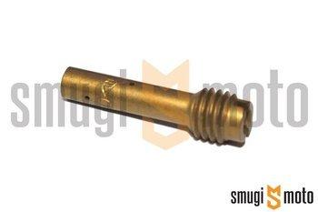 Rurka emulsyjna (atomizer) dyszy wolnych obrotów Dellorto do gaźników PHBH, PHF, PHM, VHSB (różne rozmiary)