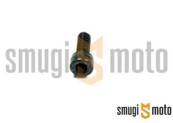 Śruba zabezpieczenia zębatki przedniej (zdawczej) M4x10, D50B0