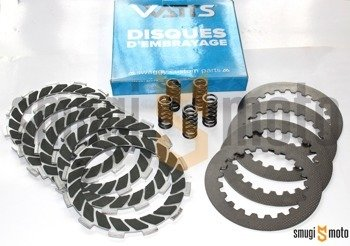 Tarcze sprzęgła Watts Racing Kevlar, Derbi (EBS / D50B0) (5 tarcz)