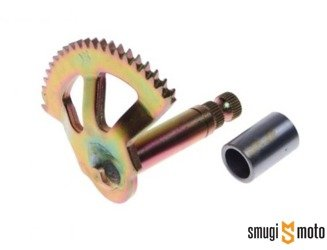 Wałek startera nożnego, Keeway Matrix (długi - 82mm)