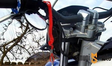 Adapter kierownicy Accel (wieżyczki), dół 22mm / góra 28,6mm (różne kolory i wysokości)