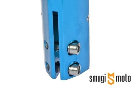 Adapter kierownicy Downhill TNT Quartz, MBK Nitro / Yamaha Aerox (różne kolory)