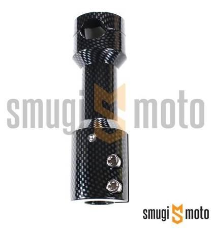 Adapter kierownicy TNT, MBK Booster / Aprilia SR (różne kolory)