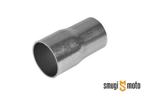 Adapter / redukcja wydechu Tecnigas, 25x28mm