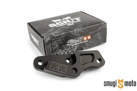 Adapter zacisku hamulcowego Stage6 do tarczy 280mm, Yamaha Aerox - WYCOFANY Z PRODUKCJI