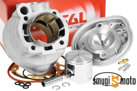 Cylinder Kit Airsal Tech Racing 80cc, CPI Supermoto / SMX / Supercross