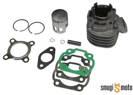 Cylinder Kit Alu Power Force EVO 50cc, Minarelli leżące AC (bez głowicy)