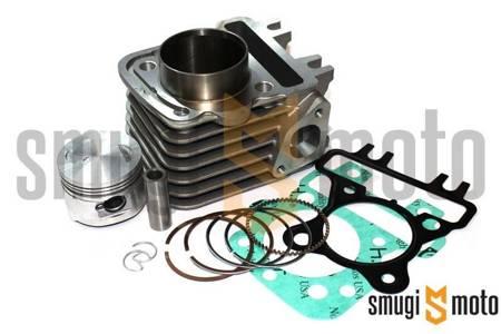 Cylinder Kit Barikit 80cc, Italjet / Piaggio / Vespa 50 4T 2V (bez głowicy)