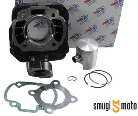Cylinder Kit DR Evolution 50cc, Peugeot stojący AC (z głowicą)