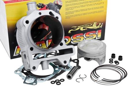 Cylinder Kit Malossi Aluminium 219cc, Piaggio Leader LC 125-200 (bez głowicy)