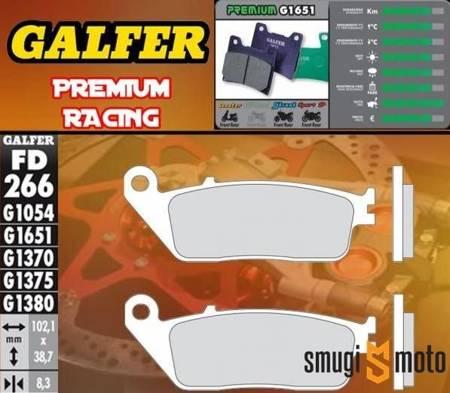 Klocki hamulcowe Galfer M37 Semi Metal