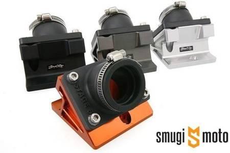 Króciec ssący z podstawą Stage6 R/T d.26-28mm, Minarelli leżące (różne kolory)