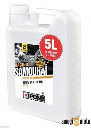 Olej Ipone Samourai 2T, 100% syntetyk (różne pojemności)