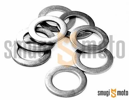 Podkładka aluminiowa 14x20x1,5mm