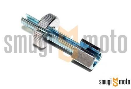 Śruba regulacyjna linki gazu / sprzęgła M6x30mm