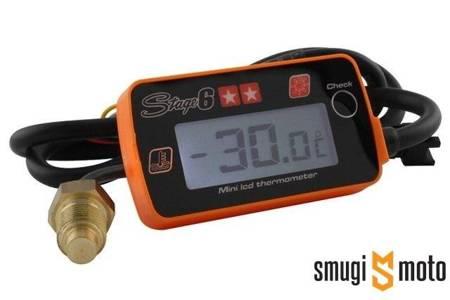 Termometr Stage6, uniwersalny (różne kolory) - wycofany z produkcji