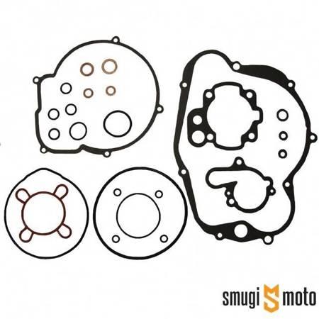 Uszczelki silnika Power Force, Minarelli AM6 (komplet, oba typy pod głowicę)