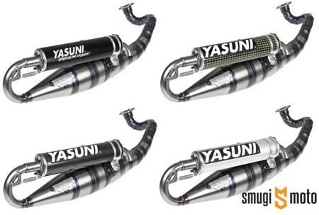 Wydech Yasuni Carrera 16 2007, Minarelli leżące (E) (różne kolory)